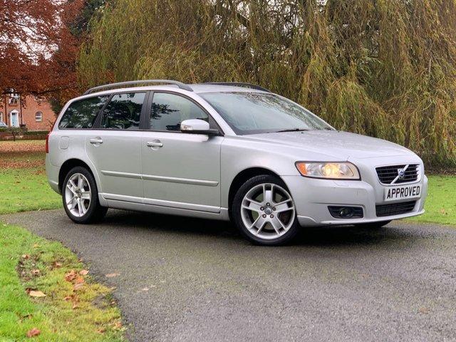 2008 58 VOLVO V50 2.0 SE D 5d 136 BHP