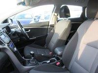 USED 2014 14 HYUNDAI I30 1.6 CRDI STYLE BLUE DRIVE 5d 126 BHP