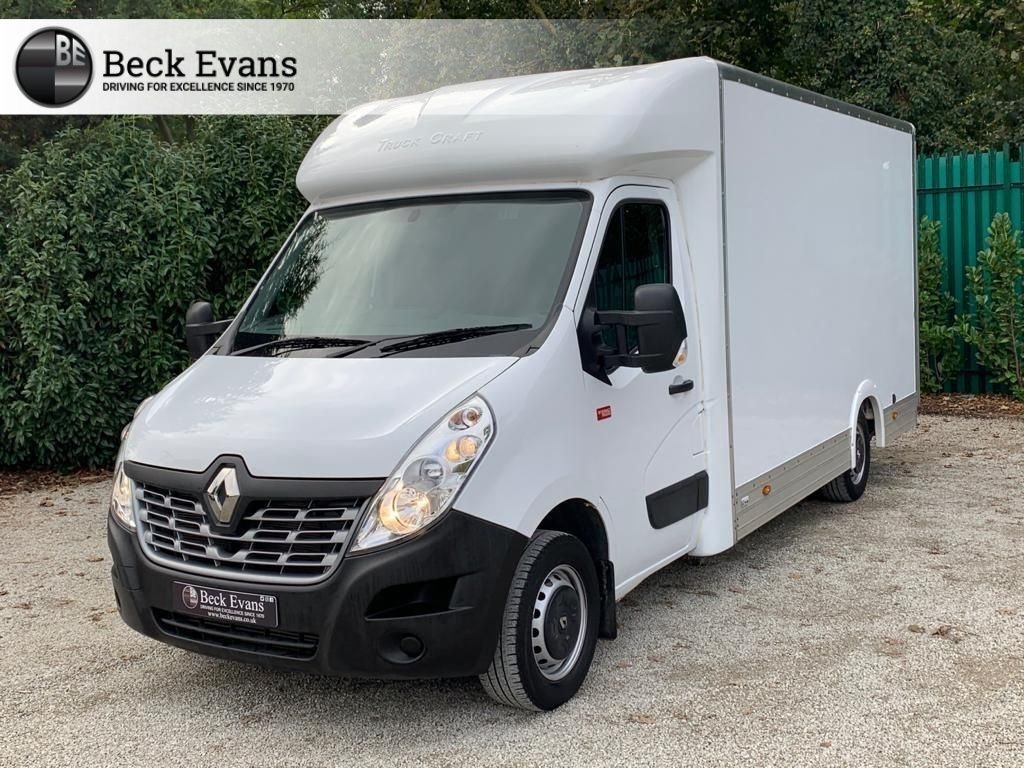 View our RENAULT TRUCKS MASTER