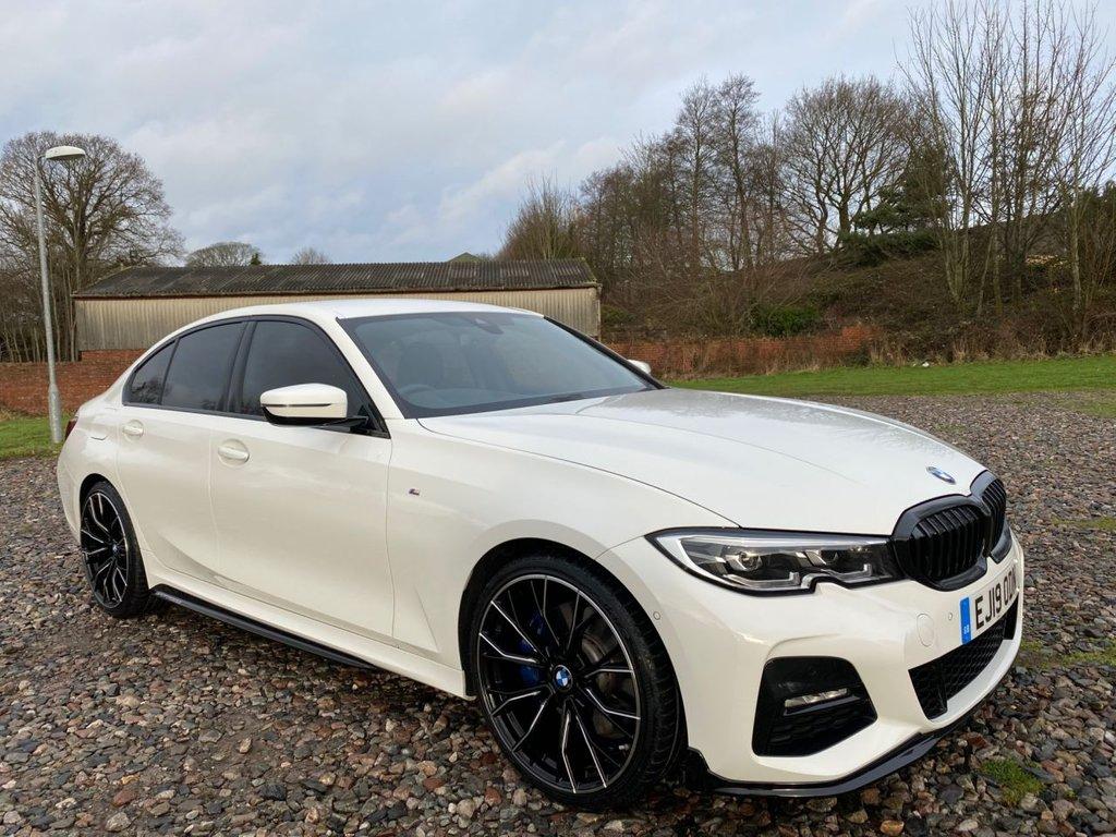 USED 2019 19 BMW 3 SERIES 2.0 330I M SPORT 4d 255 BHP