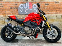 USED 2014 14 DUCATI Monster 1200 1200 S ABS Termignoni Exhaust