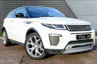 USED 2016 16 LAND ROVER RANGE ROVER EVOQUE 2.0 TD4 AUTOBIOGRAPHY 3d 177 BHP **MASSAGE SEATS/HEAD UP DISPLAY**