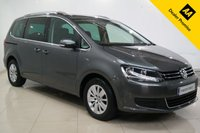 2018 VOLKSWAGEN SHARAN 2.0 SE TDI BLUEMOTION TECHNOLOGY DSG 5d 148 BHP £19995.00