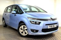 USED 2016 16 CITROEN C4 GRAND PICASSO 1.6 BLUEHDI VTR PLUS 5d 118 BHP CRACKING C4 GRAND PICASSO WITH 7 SEATS AND £20 ROAD TAX