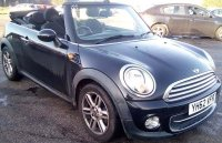 2012 MINI CONVERTIBLE 1.6 Cooper (Pepper) (s/s) 2dr £7500.00