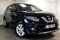USED 2016 66 NISSAN X-TRAIL 1.6 DCI ACENTA 5d 130 BHP 7 SEATS CRACKING X TRAIL DIESEL WITH 7 SEATS