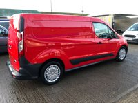 USED 2014 14 FORD TRANSIT CONNECT 1.6 210 ECONETIC L2 LWB 95 BHP AIR CON