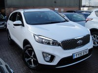 USED 2015 15 KIA SORENTO 2.2 CRDI KX-2 ISG 5d 197 BHP EURO 6 ANY PART EXCHANGE WELCOME, COUNTRY WIDE DELIVERY ARRANGED, HUGE SPEC