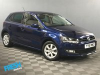 USED 2011 61 VOLKSWAGEN POLO 1.4 MATCH  * 0% Deposit Finance Available