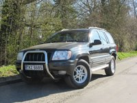 2000 JEEP GRAND CHEROKEE 4.7 LIMITED 5d AUTO 217 BHP £1995.00