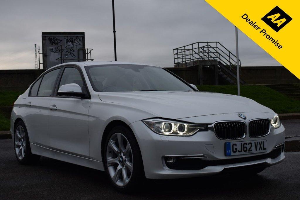 USED 2012 62 BMW 3 SERIES 2.0 320D LUXURY 4d 184 BHP