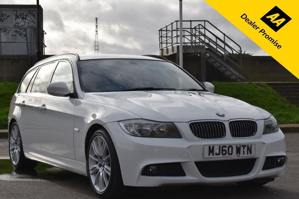 USED 2010 60 BMW 3 SERIES 2.0 318I SPORT PLUS EDITION TOURING 5d 141 BHP