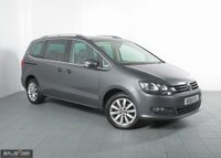 2012 VOLKSWAGEN SHARAN 2.0 SEL TDI BLUEMOTION TECHNOLOGY DSG 5d 168 BHP £7992.00
