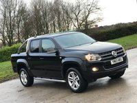 2013 VOLKSWAGEN AMAROK 2.0 DC TDI HIGHLINE 4MOTION 180 BHP SOLD