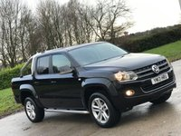 USED 2013 13 VOLKSWAGEN AMAROK 2.0 DC TDI HIGHLINE 4MOTION 180 BHP