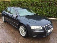2007 AUDI A8 3.0 TDI QUATTRO SE 4d 229 BHP £3975.00