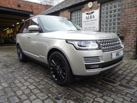 USED 2013 13 LAND ROVER RANGE ROVER 4.4 SDV8 AUTOBIOGRAPHY 5d 339 BHP (List Price When New £101395)