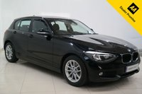2014 BMW 1 SERIES 1.6 116D EFFICIENTDYNAMICS 5d 114 BHP £7450.00