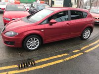 USED 2011 11 SEAT LEON 1.6 CR TDI SE DSG 5d 103 BHP 12 MONTHS COMPREHENSIVE PARTS AND LABOUR WARRANTY AND 12 MONTHS BREAKDOWN COVER AT SCREEN PRICE