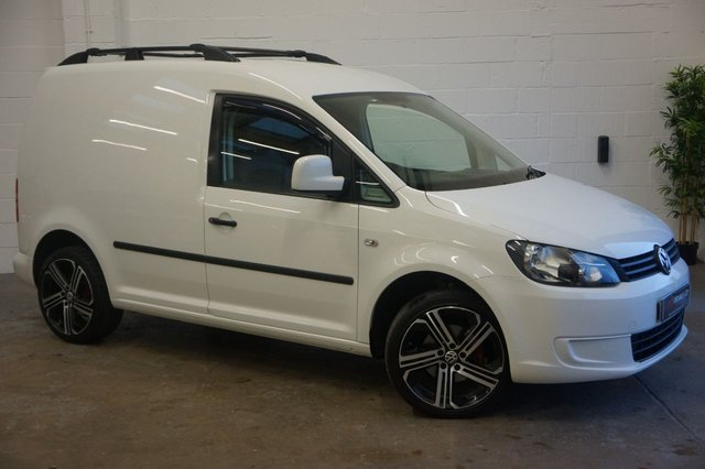2013 13 VOLKSWAGEN CADDY 1.6 C20 PLUS TDI CRUISE CONTROL + 18