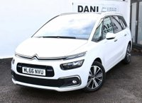 USED 2016 66 CITROEN C4 GRAND PICASSO 1.6 BlueHDi Flair EAT6 (s/s) 5dr 1 OWNER*SATNAV*REV CAMERA*