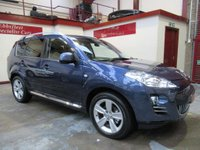 USED 2009 09 PEUGEOT 4007 2.2 HDi GT 5dr ***RARE LOW MILEAGE***