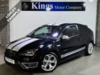 2008 FORD FOCUS 2.5 ST 500 3dr Ltd Edition  £6690.00