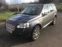 USED 2010 10 LAND ROVER FREELANDER 2.2 TD4 HSE 5d 159 BHP FULL SERVICE HISTORY-AUTOMATIC-LEATHER-PAN ROOF-NAV-BLUETOOTH-DAB