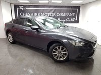 2014 MAZDA MAZDA 6 2.0 SE-L NAV 4d 143 BHP + SAT NAV + PRIVACY GLASS £7950.00