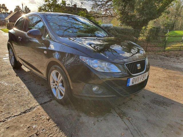 2011 11 SEAT IBIZA 1.4 SE COPA 3d 85 BHP