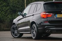 USED 2015 65 BMW X3 3.0L XDRIVE35D M SPORT 5d AUTO 309 BHP M Sport Plus Pk ONE OWNER