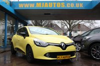 USED 2013 13 RENAULT CLIO 0.9 DYNAMIQUE MEDIANAV ENERGY TCE S/S 5dr 90 BHP NEED FINANCE??? APPLY WITH US!!! BEST USED CAR FINANCE RATES AVAILABLE HERE