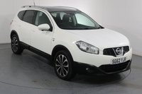 USED 2012 62 NISSAN QASHQAI+2 1.6 PLUS 2 N-TEC PLUS IS DCI 4WD 7 SEATER 5d 130 BHP