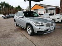 USED 2013 63 BMW X1 2.0 SDRIVE20D XLINE 5d 181 BHP
