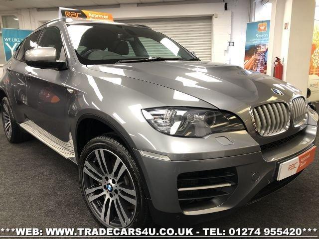 2014 60 BMW X6 3.0 M50D 4d 376 BHP