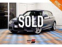 2013 BMW 1 SERIES 2.0 116D M SPORT 3d 114 BHP £9985.00