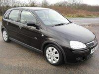 USED 2006 06 VAUXHALL CORSA 1.2 SXI 16V TWINPORT 5d 80 BHP Vauxhall Corsa, 1.2 sxi twinport