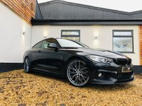 USED 2017 17 BMW 4 SERIES 3.0 435D XDRIVE M SPORT 2d AUTO 309 BHP