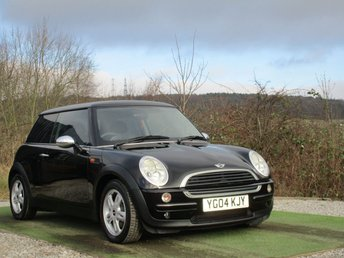 2004 MINI HATCH ONE 1.6 ONE 3d 89 BHP £1299.00
