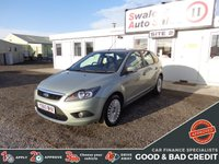 USED 2010 60 FORD FOCUS 1.6 TITANIUM 5d 100 BHP GOOD AND BAD CREDIT SPECIALISTS! APPLY TODAY!