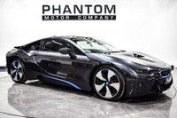 USED 2015 64 BMW I8 1.5 I8 2d 228 BHP