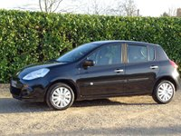 USED 2009 09 RENAULT CLIO 1.1 EXPRESSION 16V 5d 74 BHP 93000 miles