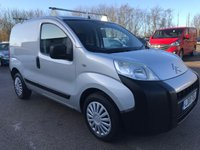 USED 2010 10 CITROEN NEMO 1.4 HDI 610KG L.X MODEL **NO VAT**