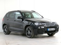 2016 BMW X3 3.0 xDrive30d M Sport PLUS Auto [£7,155 OPTIONS] £25461.00