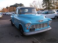 USED 1955 CHEVROLET UNSPECIFIED 5.7  Superbly Maintained and Restored 1956 Chevy Pickup!
