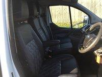 USED 2014 14 FORD TRANSIT CUSTOM 2.2 290 LR P/V 99 BHP