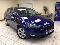 2015 FORD FOCUS 1.0 ZETEC 5d ESTATE 100 BHP  £9495.00