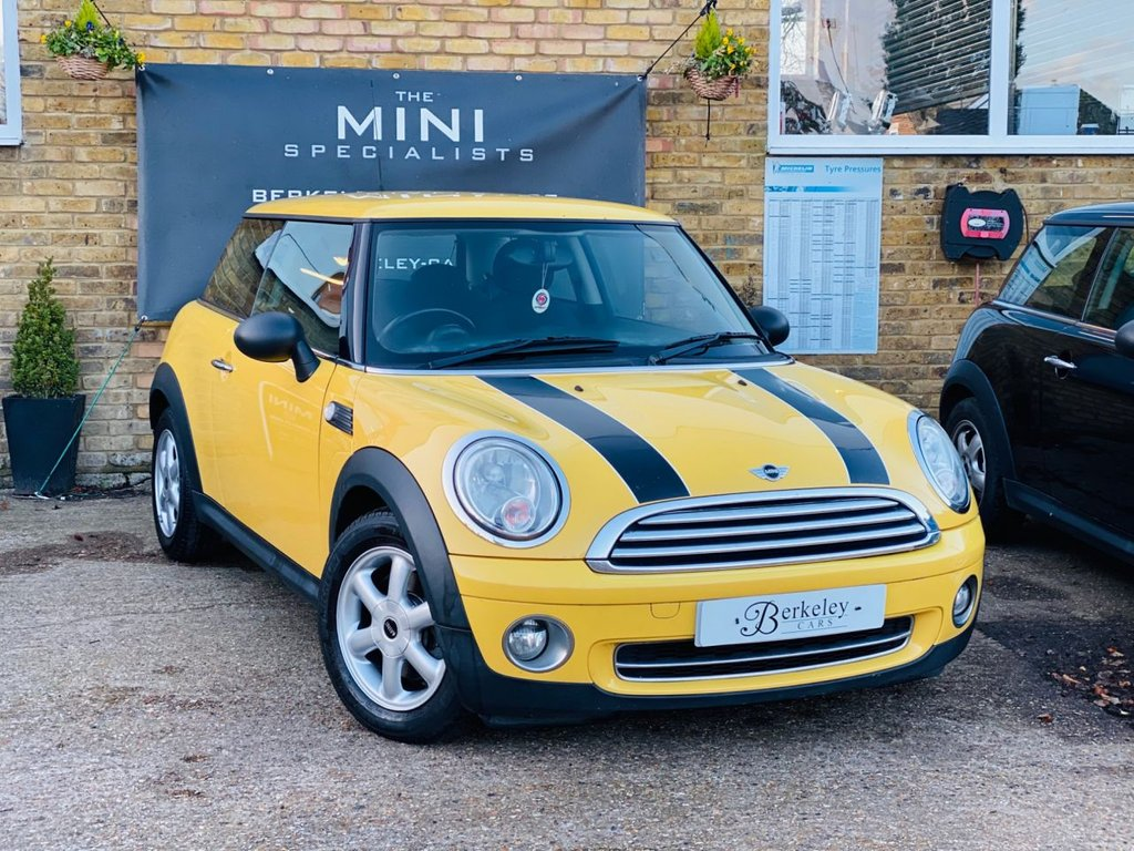USED 2009 09 MINI HATCH ONE 1.4 ONE 3d 94 BHP WE SPECIALISE IN MINI'S!!!!!!