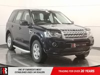 USED 2014 14 LAND ROVER FREELANDER 2.2 TD4 GS 5d 150 BHP LEATHER HEATED SEATS