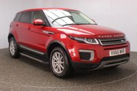 USED 2015 65 LAND ROVER RANGE ROVER EVOQUE 2.0 ED4 SE 5DR 148 BHP 1 OWNER FULL LAND ROVER SERVICE HISTORY + HEATED LEATHER SEATS + PARKING SENSOR + BLUETOOTH + CRUISE CONTROL + CLIMATE CONTROL + MULTI FUNCTION WHEEL + DAB RADIO + ELECTRIC SEATS + LANE ASSIST SYSTEM + PRIVACY GLASS + RADIO/CD/AUX/USB + ELECTRIC WINDOWS + ELECTRIC MIRRORS + 17 INCH ALLOY WHEELS
